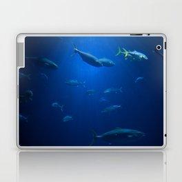 Just Swimming Laptop & iPad Skin