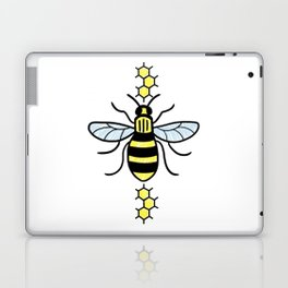 Manchester Bee for Charity Laptop & iPad Skin