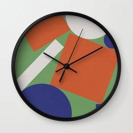 Geometry III Wall Clock