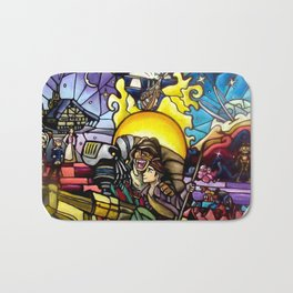You're gonna rattle the stars Bath Mat