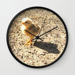 Chick Wall Clock