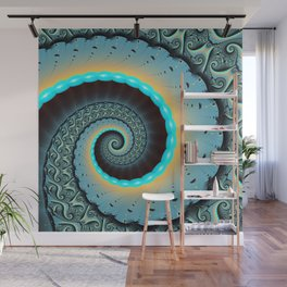 The Mother of All, Abstract Fractal Art Wall Mural