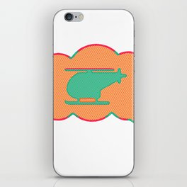 Dreaming of flying iPhone Skin
