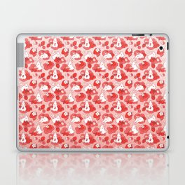 Strawbunny Delight Laptop & iPad Skin