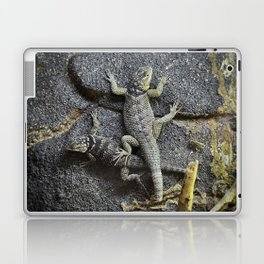 Desert lizards.... Laptop & iPad Skin