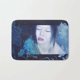 Never lose yourself Bath Mat