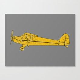 Piper Cub Canvas Print