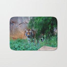 Siberian Tiger Bath Mat