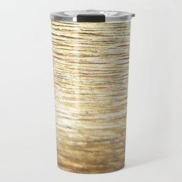 Gold Vermeil Travel Mug