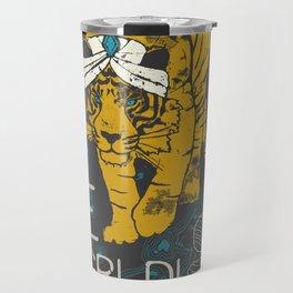 Books Collection: Sandokan, The Tigers of Mompracem Travel Mug