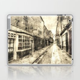 The Shambles York Vintage Laptop & iPad Skin