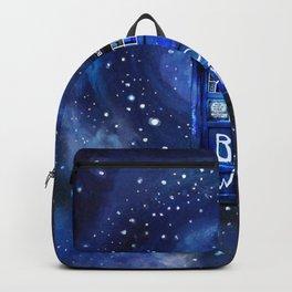 Tardis Starry Night Backpack