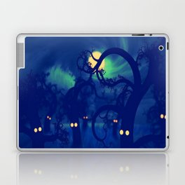 DARK FOREST Laptop & iPad Skin