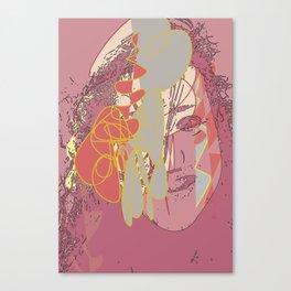 Brain tease Canvas Print