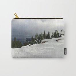 Homewood Lake Tahoe, California Carry-All Pouch