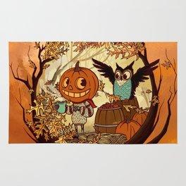 Fall Folklore Rug