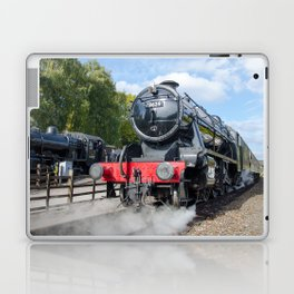 Steam locos at Rothley Laptop & iPad Skin