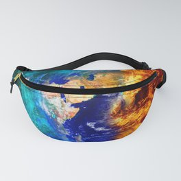 GLOBAL WARMING Fanny Pack