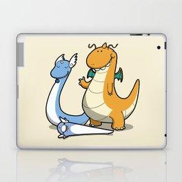 Pokémon - Number 147, 148 and 149 Laptop & iPad Skin