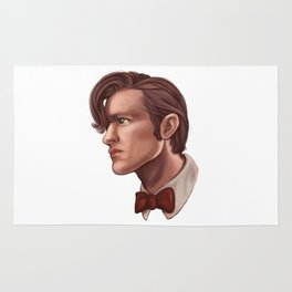 The eleventh doctor Rug