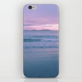 Pink Sunrise iPhone Skin