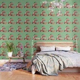 Cute And Fat Fox Wallpaper