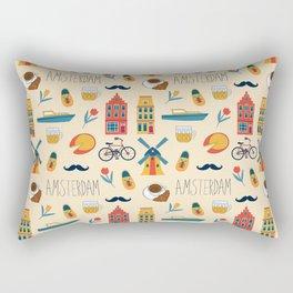 Amsterdam Rectangular Pillow