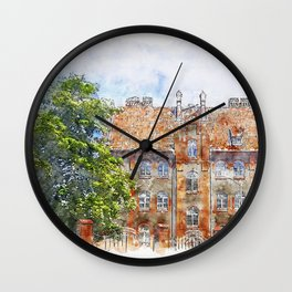 Old Home Wall Clock