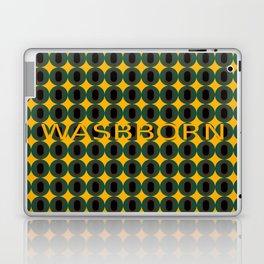 Wasbborn Laptop & iPad Skin