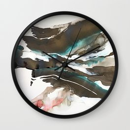 Day 15: Seeing what needs to be done is most visible with closed eyes and a quiet mind. Wall Clock