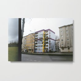 BERLIN STREETS PHOTOGRAPHY Metal Print