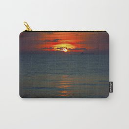 Fire in the Sea Carry-All Pouch