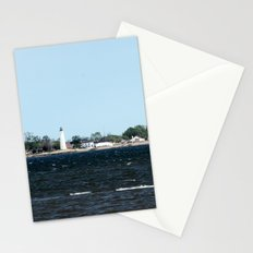 Distant Town Stationery Cards