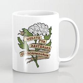 Handmaid's Tale - NOLITE TE BASTARDES CARBORUNDORUM (color) Coffee Mug