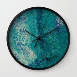 Reptillia Wall Clock