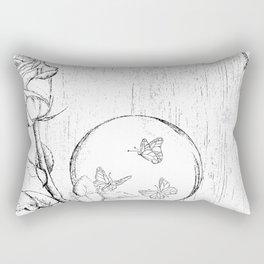Overwhelming Rectangular Pillow