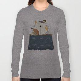 Winter of Japan  Long Sleeve T-shirt