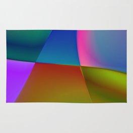 vortex triptych -middle- Rug