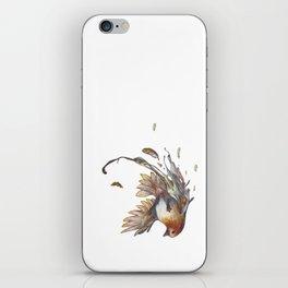 Fragility II iPhone Skin