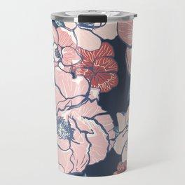 Brooklyn Botanic Garden Blush Travel Mug