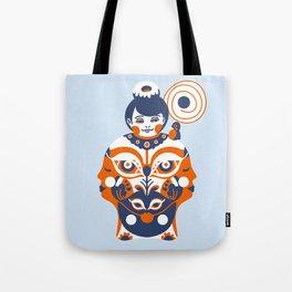Gratified Tote Bag