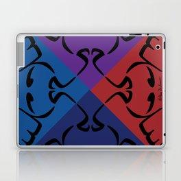 Arabic Peace Mandala Laptop & iPad Skin