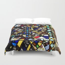 Beauty in Brokenness Andreas 4 Duvet Cover