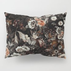 Night Garden V Pillow Sham