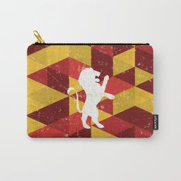 Gryffindor House Pattern Carry-All Pouch