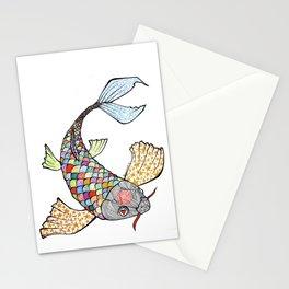 Koi♥ Stationery Cards