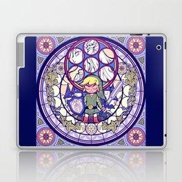 The Legend Of Zelda Ver 2  Laptop & iPad Skin