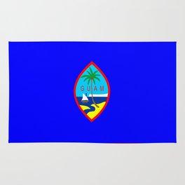 Guam country flag Rug