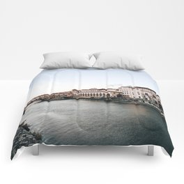 Ponte Vecchio in Florence Comforters
