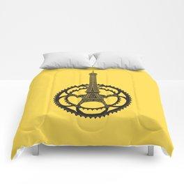 Le Tour de France Comforters